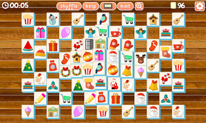 Mahjong Holiday Joy 2016 APK screenshot thumbnail 4