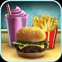 Burger Shop - Free Cooking Game icon