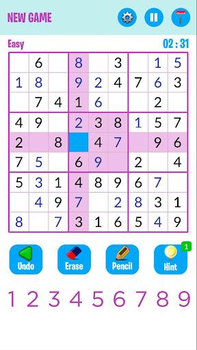Sudoku 2020 1.4 screenshots 6