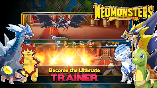 Neo Monsters- screenshot thumbnail