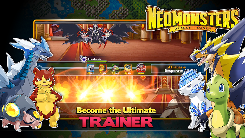 Neo Monsters v1.4.9 + Mod