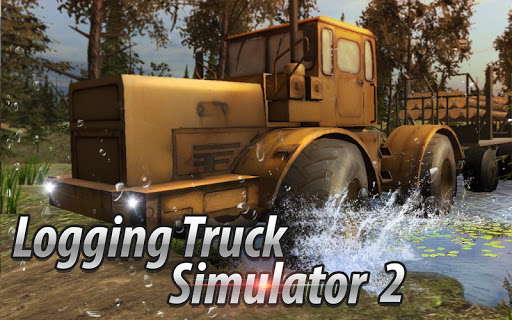 Logging Truck Simulator 2 apkpoly screenshots 5