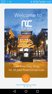 NIC Mobile Banking - náhled