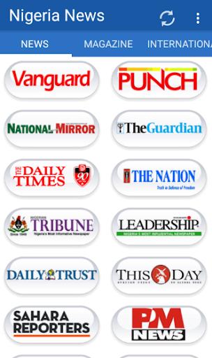 Nigerian Newspapers all News APK (1 0) on PC/Mac! AppKiwi Apk Downloader