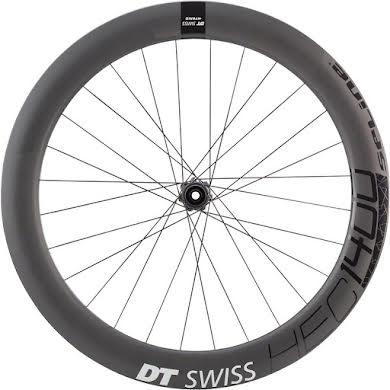 DT Swiss HEC 1400 Spline 62 Rear Wheel - 700, 12 x 142mm, Center-Lock/6-Bolt, HG 11/ XDR, Black