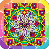 DeStress Mandala Painting Lite
