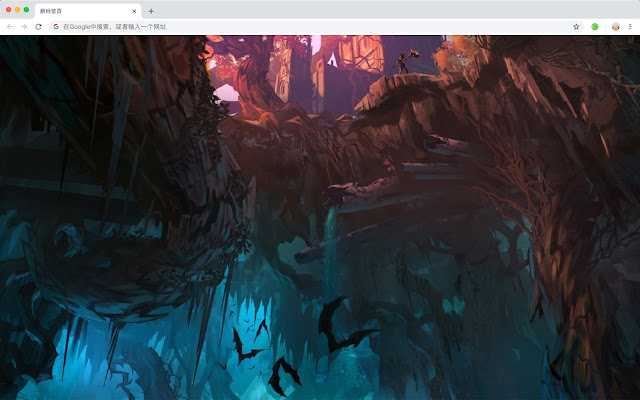 Darksiders 3 New Tab, Wallpapers HD