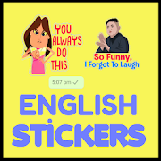 WAStickerapps English stickers - WAStickers
