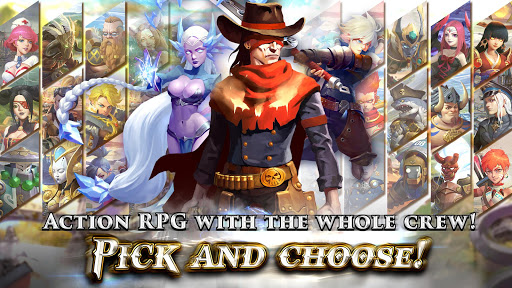 Heroes of Skyrealm 1.6.5 screenshots 2