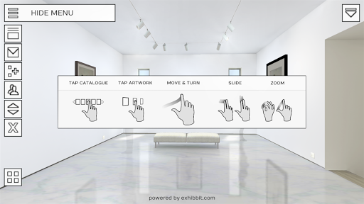 Exhibbit 3d virtual art gallery screenshot 8