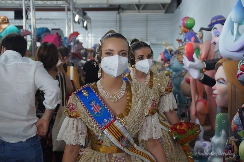 Inauguración Exposición del Ninot 2021