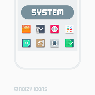 Noizy Icons Screenshot