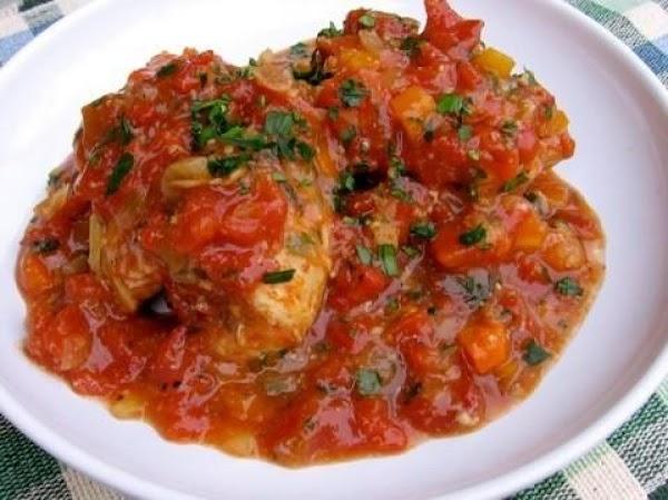 Busy Day Chicken Marinara Recipe