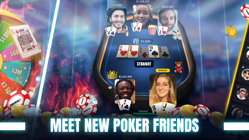 Poker Face - Texas Holdem‏ Poker With Friends 1.1.01 screenshots 2