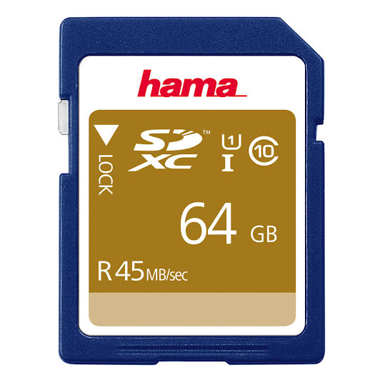 Hama minneskort 64GB