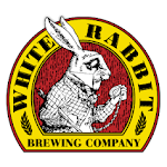 Logo of White Rabbit Down The Rabbit Hole (Orange Marmalade Saison)