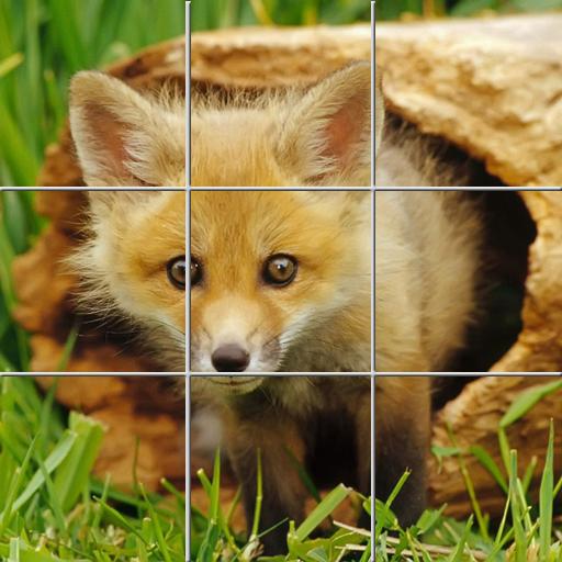 赤ちゃん 動物はパズル 解謎 App LOGO-APP開箱王