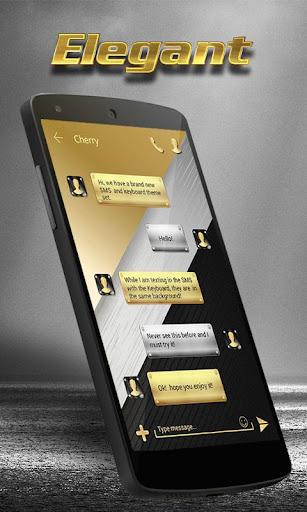 FREE GO SMS ELEGANT THEME