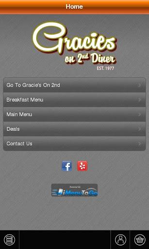Gracie's Diner