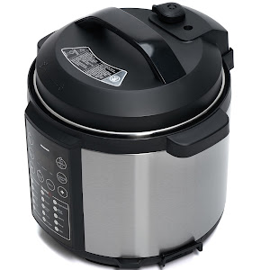 Multicooker cu gatire sub presiune Heinner HPCK-6IX, 3.8 L, 15 programe