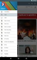 Screenshot of Argentina Periódicos