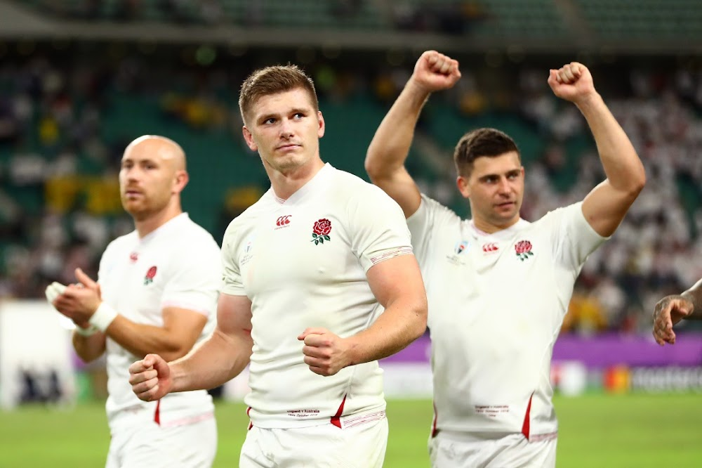 England crush Australia to reach World Cup semis