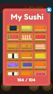 Push Sushi MOD (Unlimited Coins) 4