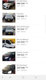 Autos usados en Argentina - náhled