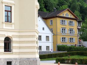 Photo: Vaduz - Städtle, Peter-Kaiser Platz