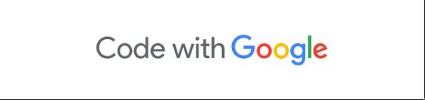 Code with Google logo
