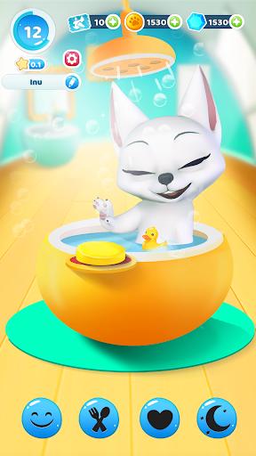inu the cute shiba - virtual pup games screenshot 2