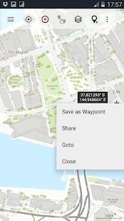 Australia Topo Maps- screenshot thumbnail
