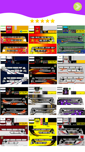 Download Livery Sempati Star XDD APK latest version App by