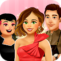 Nicole's Match : Dress Up & Match 3 Puzzle Game icon