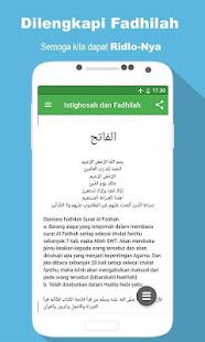 Istighosah Dan Fadhilah for PC-Windows 7,8,10 and Mac apk screenshot 4