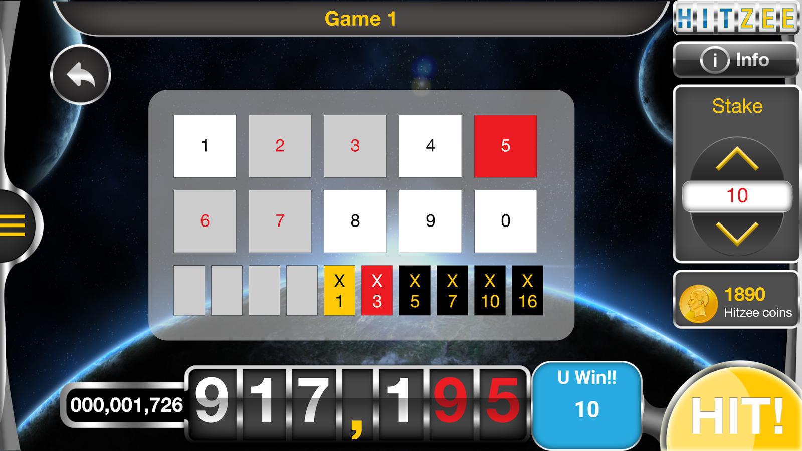 games win cash
