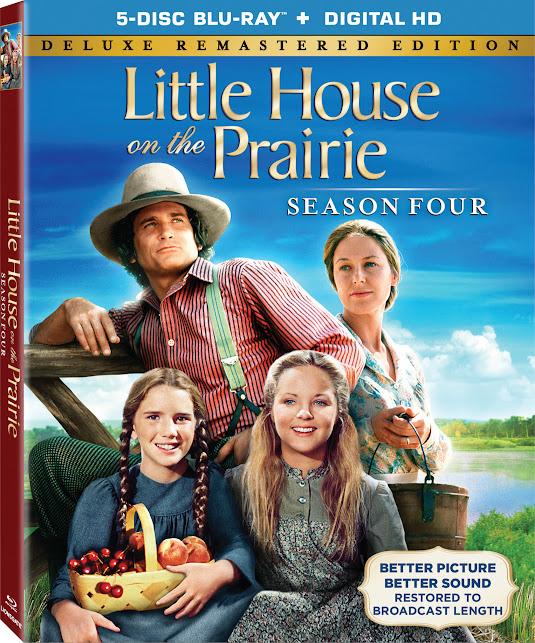 La Pequeña Casa en la Pradera – Temporada 4 [5xBD25]