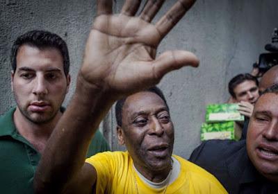 Neymar au PSG: Pelé donne son avis