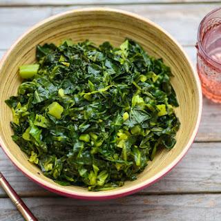 Indian Green Vegetables Recipes.