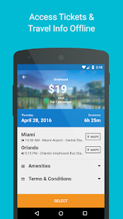 Busbud: Book Cheap Bus Tickets- screenshot thumbnail