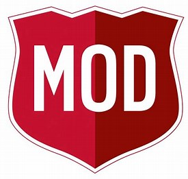 Image result for mod pizza logo