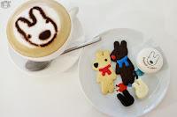 美人塾 cafe 麗莎和卡斯柏咖啡