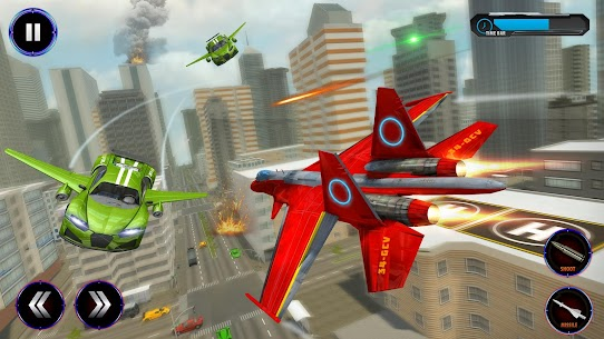 Real Air Jet Fighter – Grand Robot Shooting Games 5