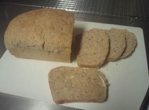 Candi's Dill Rye Bread Recipe