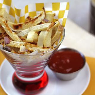 Totally Turnip Fries