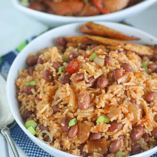 African Rice And Beans Recipes
