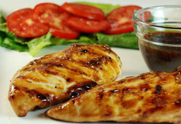 Maple Barbecued Chicken Recipe