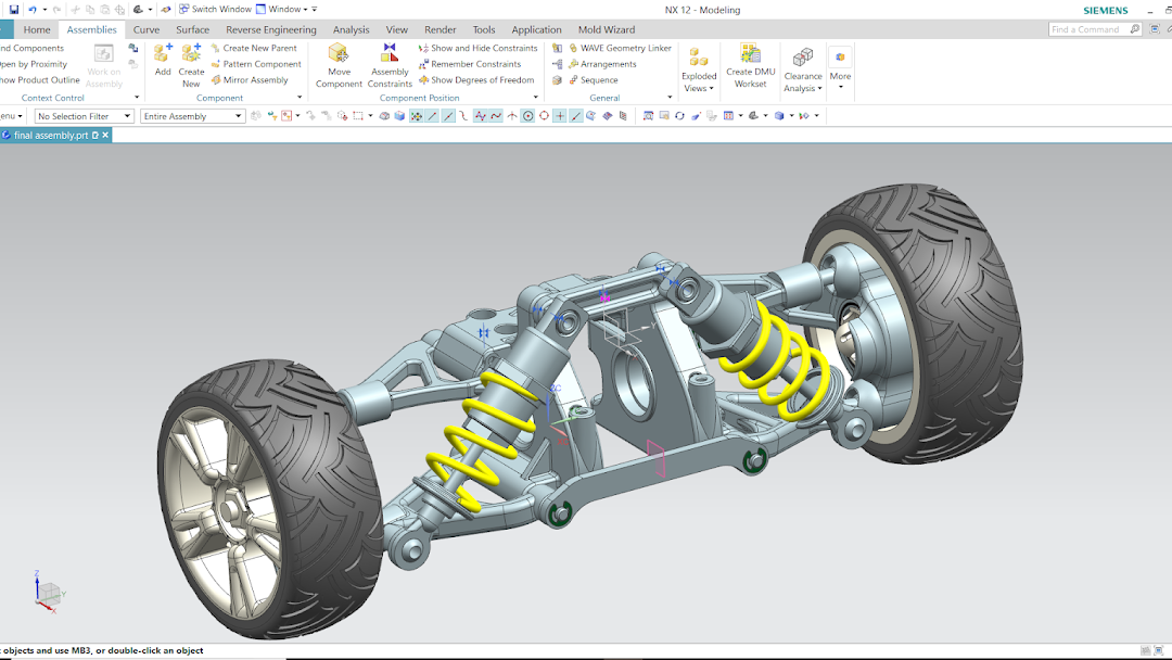 AutoCAD,CATIA,Solidworks,Unigraphics NX,Inventor,Ansys