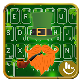St. Patrick's Day TouchPal Keyboard Theme
