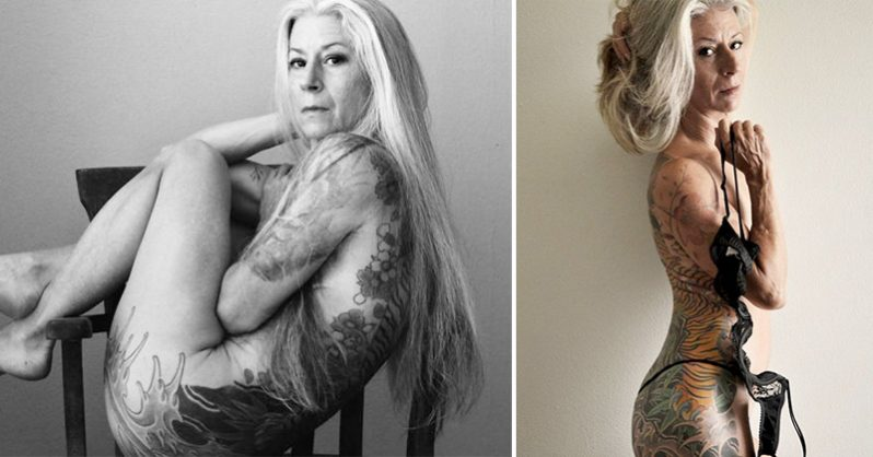 57-Year-Old Woman Proves You Can Be Sexy No Matter How Old You Are (NSFW)